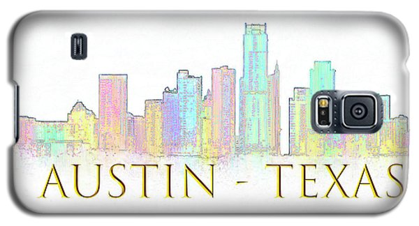 Austin Skyline Galaxy S5 Case