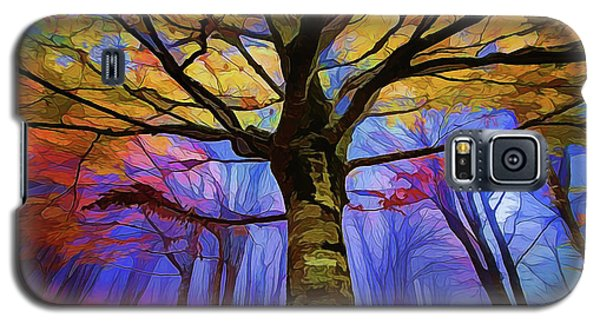 Autumn A18-120 Galaxy S5 Case