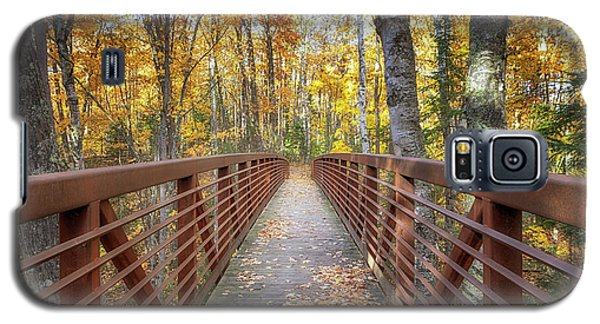 Autumn At Frog Bay  Galaxy S5 Case
