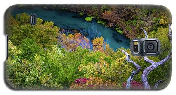 Autumn At Ha Ha Tonka State Park Galaxy S5 Case