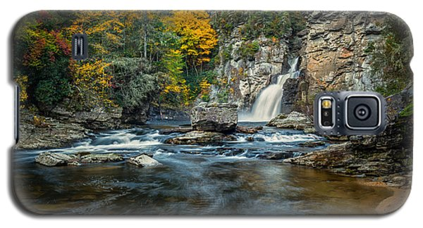 Autumn At Linville Falls - Linville Gorge Blue Ridge Parkway Galaxy S5 Case