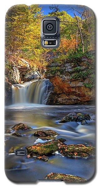 Autumn Day At Doane's Falls Galaxy S5 Case