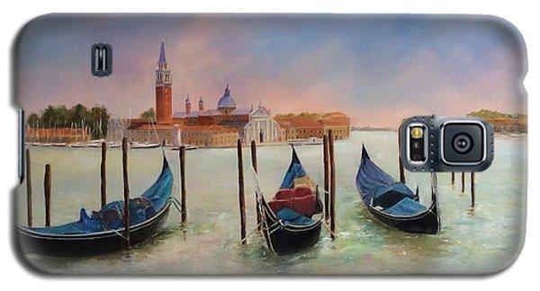 Autumn Evening On Venice Galaxy S5 Case