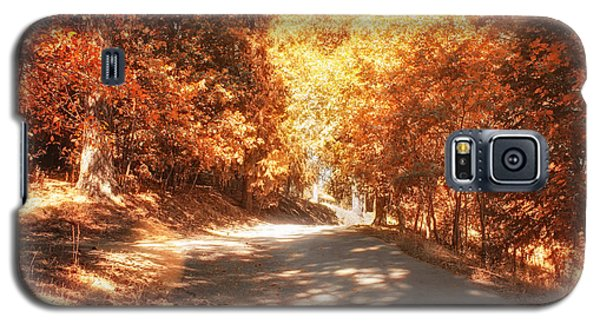 Autumn Forest Galaxy S5 Case