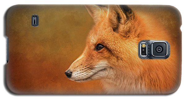 Autumn Fox Galaxy S5 Case
