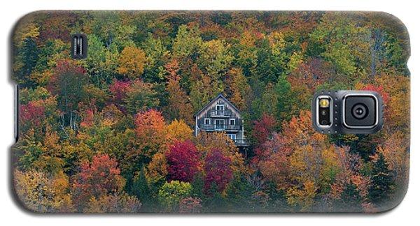 Autumn In Maine Galaxy S5 Case
