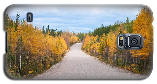 Autumn In Ontario Galaxy S5 Case