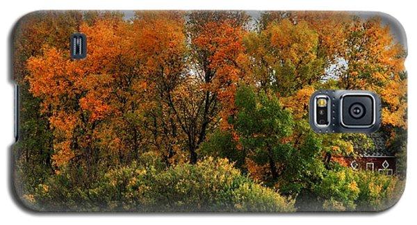 Autumn Is Nigh  Galaxy S5 Case