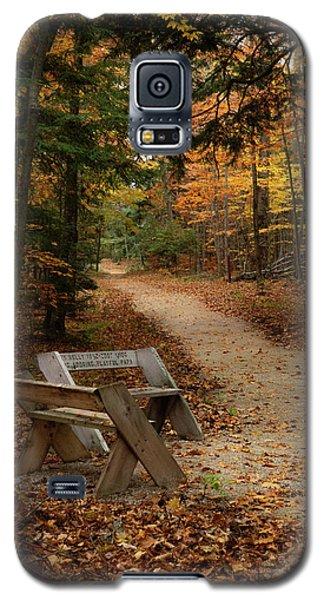 Autumn Meetup Galaxy S5 Case