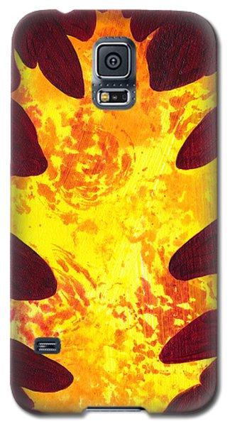 Autumn Oak 1 Galaxy S5 Case