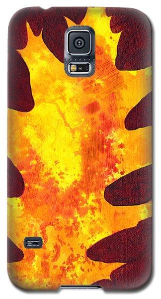 Autumn Oak 2 Galaxy S5 Case
