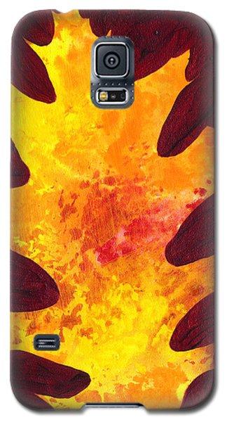 Autumn Oak 3 Galaxy S5 Case