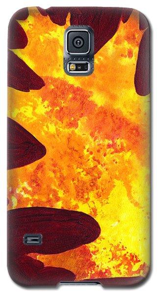 Autumn Oak 5 Galaxy S5 Case