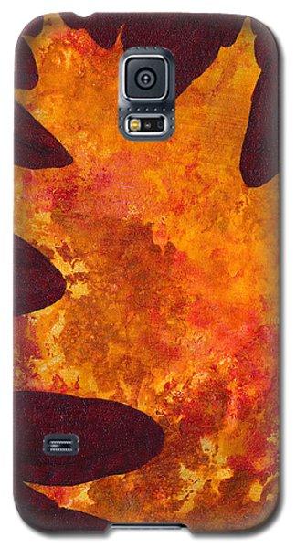 Autumn Oak 6 Galaxy S5 Case