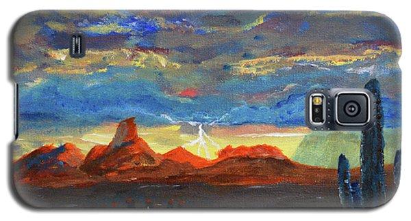 Baboquivari Peak Galaxy S5 Case