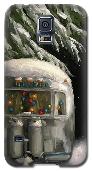 Baby, It's Cold Outside Galaxy S5 Case