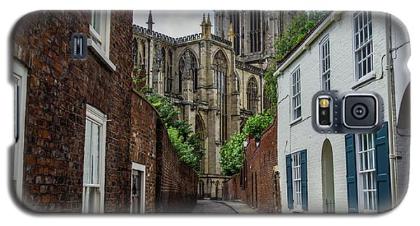 Back Alley To York Minster Galaxy S5 Case
