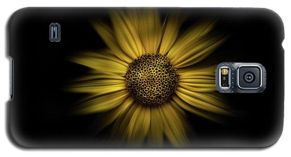 Backyard Flowers 18 Color Flow Version Galaxy S5 Case