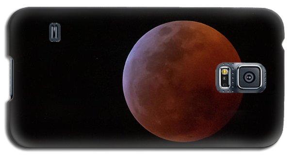 Bahamian Super Blood Wolf Moon Galaxy S5 Case