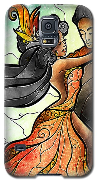 Bailar Conmigo Galaxy S5 Case