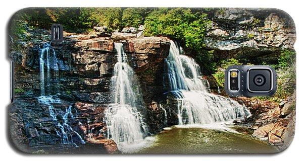 Balckwater Falls - Wide View Galaxy S5 Case