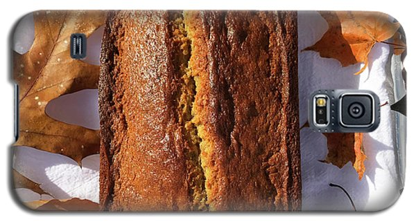 Banana Bread With Rum, Ginger And White Whole Wheat Galaxy S5 Case
