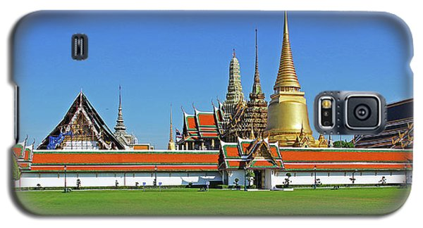 Bangkok, Thailand - Wat Phra Kaew - Temple Of The Emerald Buddha Galaxy S5 Case