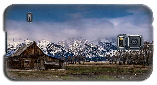 Barn At Mormon Row Galaxy S5 Case