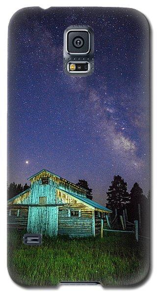 Barn In Rocky 2 Galaxy S5 Case