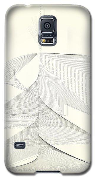 Barn Ramp Construct Galaxy S5 Case