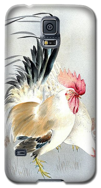 Barnyard Fowl Galaxy S5 Case