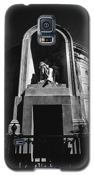 Baroque Tomb Galaxy S5 Case