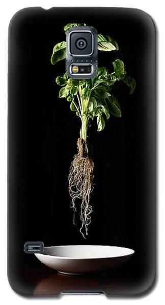 Basil Galaxy S5 Case