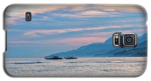 Batangas Sunset Galaxy S5 Case