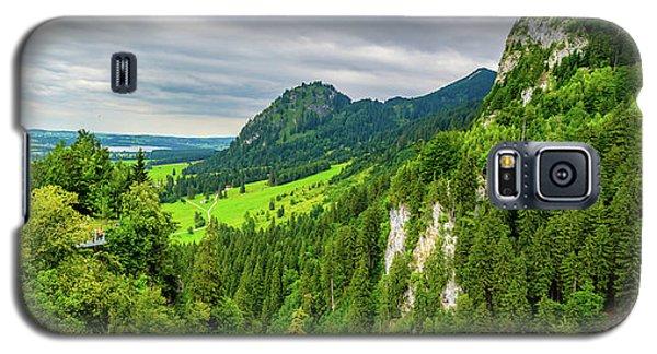 Bavarian Alps Panorama Galaxy S5 Case