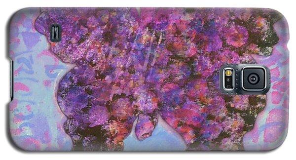 Be Happy 2 Butterfly Galaxy S5 Case