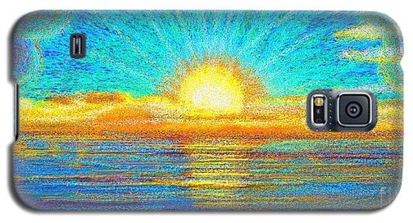Beach 1 6 2019 Galaxy S5 Case