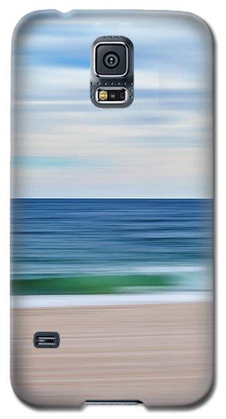 Beach Blur Galaxy S5 Case