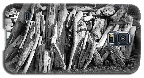 Beach Fort 2 Galaxy S5 Case