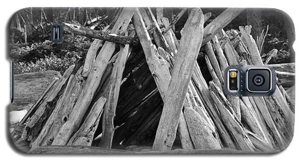 Beach Hut II Galaxy S5 Case