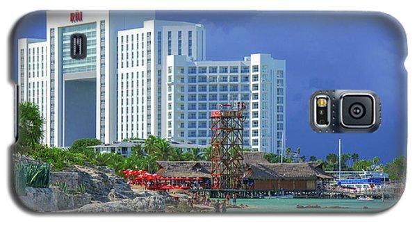 Beach Life In Cancun Galaxy S5 Case