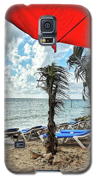 Beach Love Galaxy S5 Case