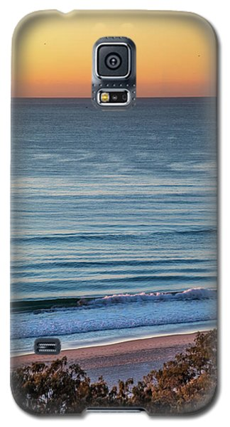 Beach Moods Galaxy S5 Case