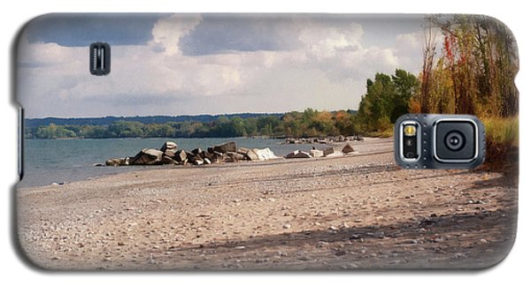Beach Storm Galaxy S5 Case
