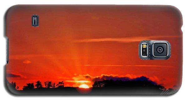 Beacon Heights Sunrise Galaxy S5 Case