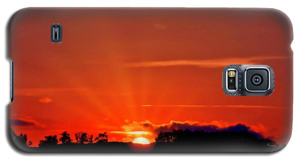Beacon Heights Sunrise Galaxy S5 Case