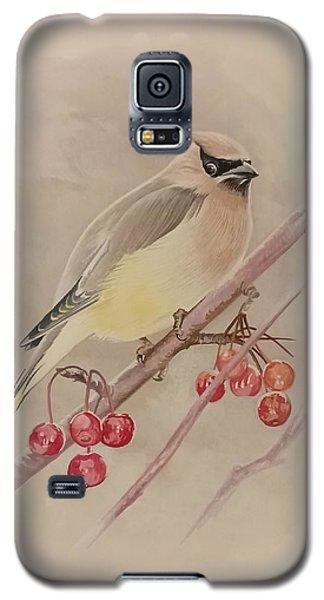 Beautiful Bird Galaxy S5 Case