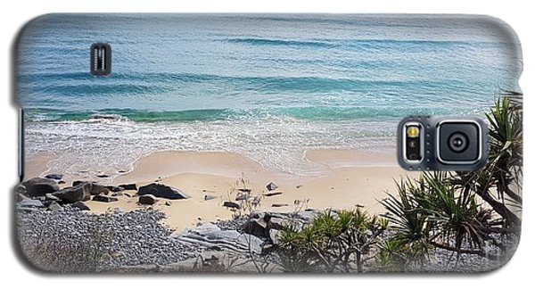 Beautiful Noosa Beach  Galaxy S5 Case
