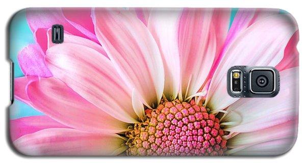 Beautiful Pink Flower Galaxy S5 Case