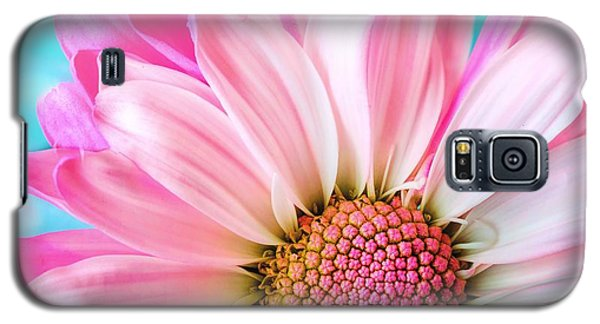 Beautiful Pink Flower Galaxy S5 Case